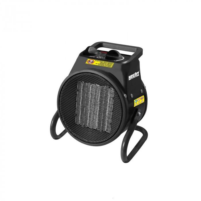 Termosuflanta cu ventilator si termostat HECHT 3543