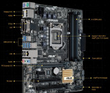 Kit i5 Skylake+Placa Asus+cooler-socket-1151, Pentru INTEL, LGA 1151, DDR4