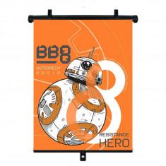 Parasolar retractabil auto Star Wars BB8