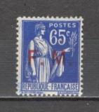 Franta.1937 Posta Militara-supr. MF.1072