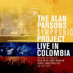 Alan Parsons Symphonic Project Live In Colombia (dvd)