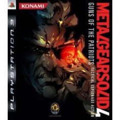 Metal Gear Solid 4: Guns of the Patriots PS3