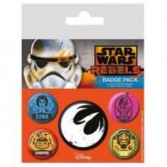 Insigna - Star Wars - Rebels - mai multe modele | Pyramid International