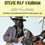 Stevie Ray Vaughan Mardi Gras Festival In New Orleans 1987 LP (vinyl)