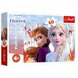 Cumpara ieftin Puzzle Trefl 60 Frozen2 Ana Si Elsa