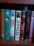 Colectie Casete Video Originale 25 bucati cutia