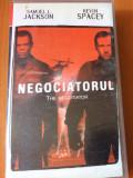NEGOCIATORUL  - FILM CASETA VIDEO VHS