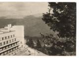 """CPI B13656 CARTE POSTALA - SINAIA - HOTELUL TURISTIC """"COTA 1400"""""""