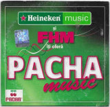 CD Heineken Music Prezinta Pacha Music, original