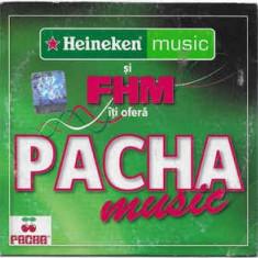 CD Heineken Music Prezinta Pacha Music, original