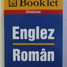 DICTIONAR ENGLEZ - ROMAN de COSMINA DRAGHICI , 2012