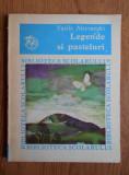 Vasile Alecsandri - Legende şi pasteluri