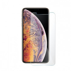 Folie sticla transparenta Case friendly Spigen GLAS.tR SLIM HD iPhone XS Max