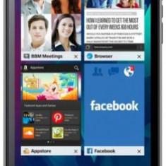 Telefon Mobil BlackBerry Leap, Procesor Qualcomm MSM8960 Snapdragon S4 Plus Dual-Core 1.5GHz, Capacitive touchscreen 5inch, 2GB RAM, 16GB Flash, 8MP,