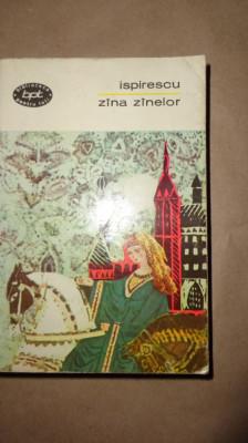 Zana zanelor  (basme legende snoave )-an 1966/449pagini - Ispirescu foto