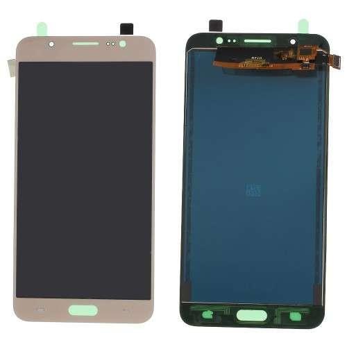 Display Cu Touchscreen Samsung Galaxy J7 J710 2016 Auriu