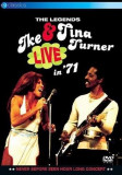 IKE TINA TURNER The Legends Live in 71 (dvd)