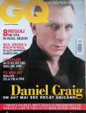 REVISTA GQ ROMÂNIA (GENTLEMEN' S QUARTERLY) NR. 26, SEP/NOV 2012