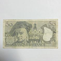 FRANTA 50 FRANCI 1990