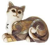 Statueta pisica color 17x10x15,Cod Produs:1883