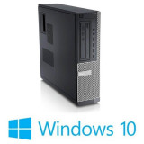 Calculatoare refurbished Dell Optiplex 790 DT, Core i3-2100, 4GB, Win 10 Home
