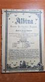 "revista albina 18-25 august 1902-articol din popor "" despre rai si iad """