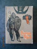 SAGA DESPRE NJAL. GUNNAR SI NJAL (1963, ilustratii de Gunnlaugur Scheving)