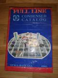 Full line condensed catalog - IPRS 1990 - Dumitru Cracia, Dan Raiu