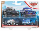 Set 2 masinute metalice APB si Broadside Cars 3, Mattel