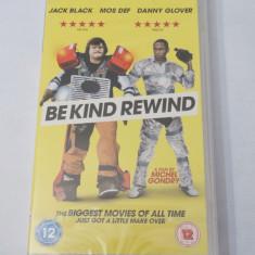 Film UMD Sony PSP Playstation - Be Kind Rewind - sigilat