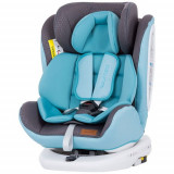 Scaun Auto Rotativ Tourneo cu Sistem Isofix 0-36 kg 2020 Baby Blue