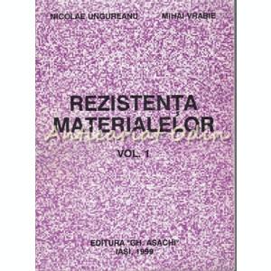 Rezistenta Materialelor I - Nicolae Ungureanu, Mihai Vrabie