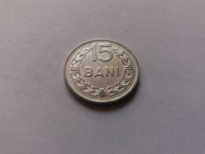 Romania 15 bani 1975-aUNC-1 foto