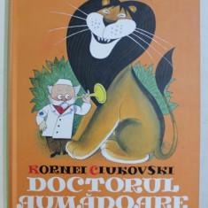 DOCTORUL AUMADOARE de KORNEI CIUKOVSKI, 2018