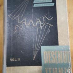 Desenul tehnic (vol 2)-Ing.Tanase Gaius,Ing.I.Dmitrache,Ing.Gh.Nicoara