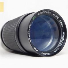 Obiectiv MC Beroflex Auto Zoom 80-200mm f/4.5 montura M42