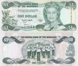 Bahamas 1 Dollar 1996 UNC