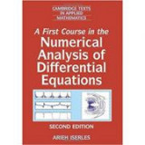 A First Course in the Numerical Analysis of Differential Equations - Arieh Iserles