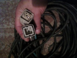 Cablu flexibil cu miufe