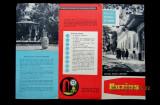 Buzias-Timisoara.Reclama tiparita de ONT in anii '60.Rara.