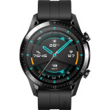 Smartwatch Huawei Watch GT2 Sport Edition B19S Fluoroelastomer Strap Matte Black