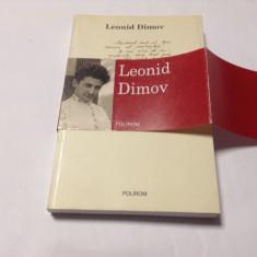 Leonid Dimov - Scrisori de dragoste,,RF15/4