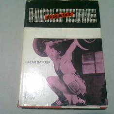 HALTERE DE LA A LA Z - LAZAR BAROGA