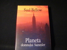 PLANETA DOMNULUI SAMMLER-SAUL MBELOW-LA TIPLA- foto