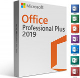 Licenta Office Pro Plus 2019 RETAIL, Microsoft