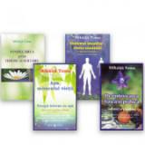 Pachet carti Mihaita Toma ( 4 volume ) Apa, miracolul vietii, Dezintoxicarea fizica si psihica, Sistemul imunitar - Cheia sanatatii si Vindecarea prin