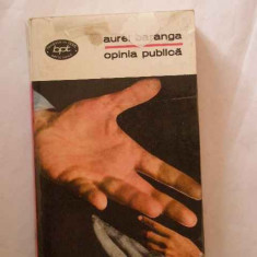 Opinia Publica 623 - Aurel Baranga ,269799
