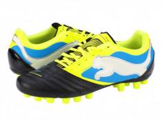 Ghete fotbal Puma PowerCat 3 r MG black-yellow-white-blue 10279703, 43 - 46, Galben, Barbati