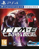 Time Carnage PS VR