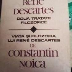 DOUA TRATATE FILOZOFICE - RENE DESCARTES